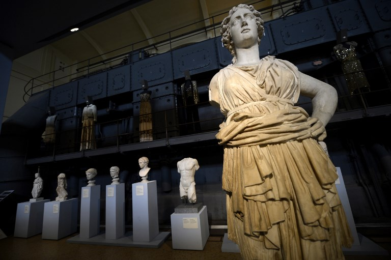ITALY-ART-MUSEUM-MONTEMARTINI